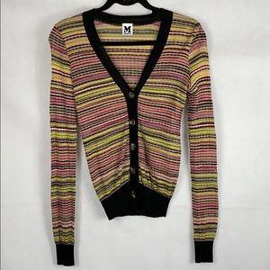 Missoni Stripe Cardigan Size 2